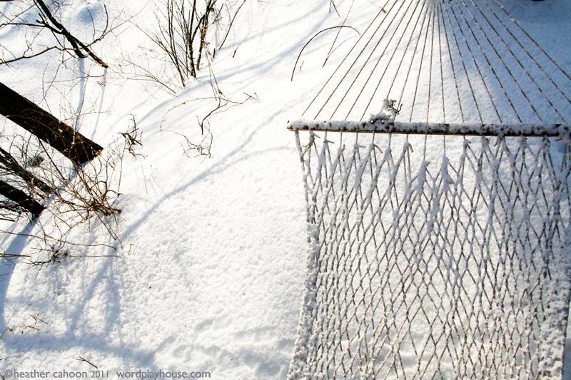 Snowy-hammock