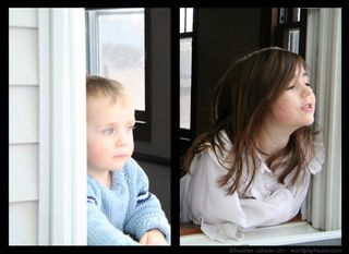 Kids-birdwatching