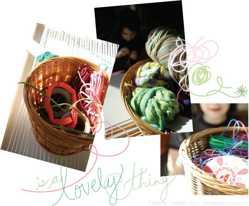 Bright-string-and-yarns