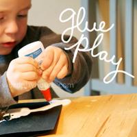 Glue play