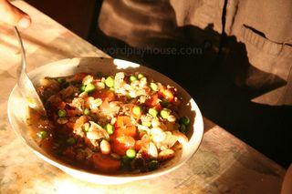 Barley-stew