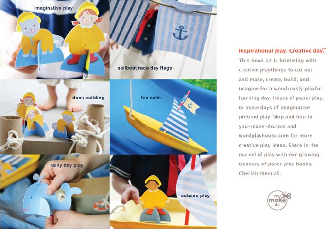 Sailboat-toys