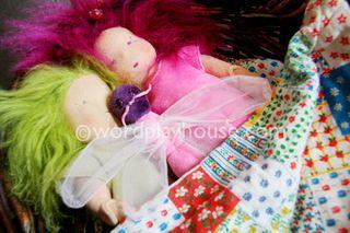 Fairy-dolls
