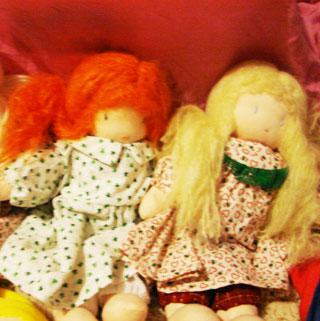 Waldorf-dolls