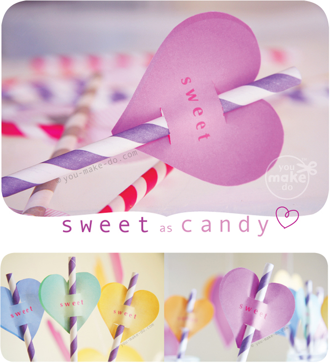 Sweet-heart-straw-toppers