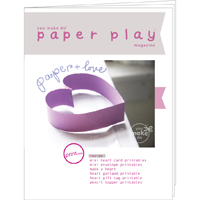 You make do paper play magazine