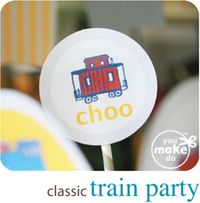 Train-party
