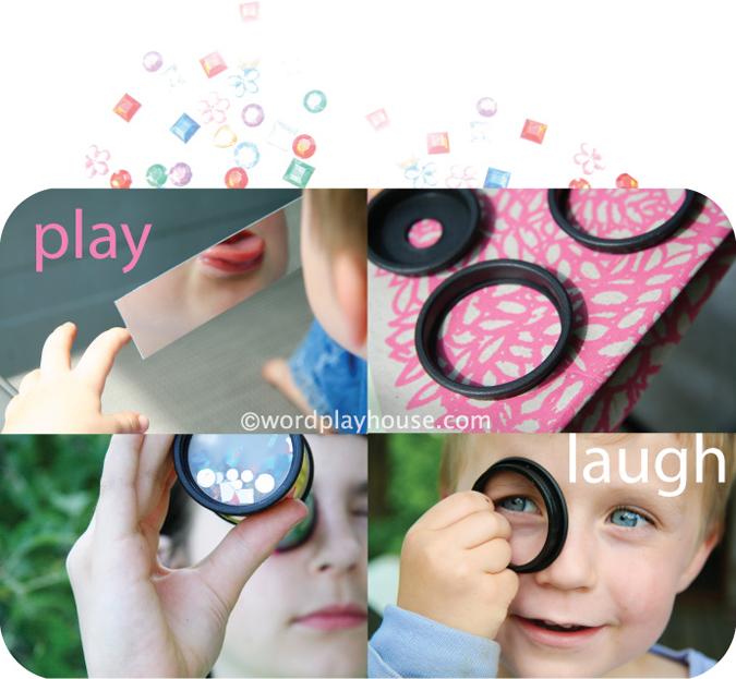 Make-kaleidoscopes
