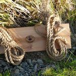 Wood swing