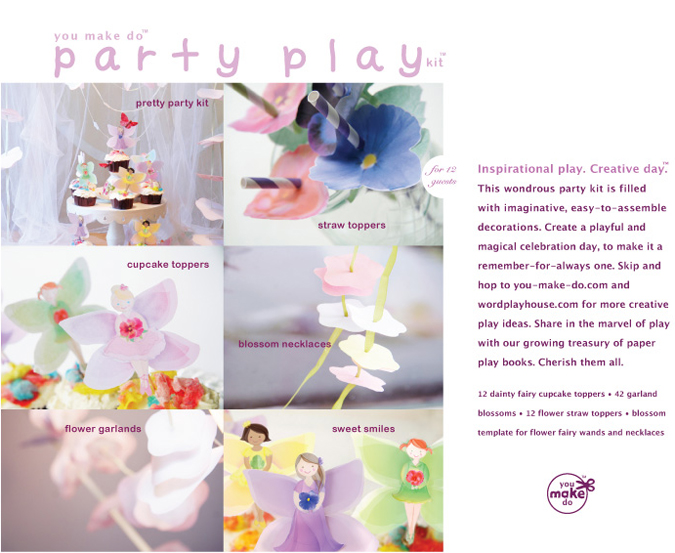Fairy-party-kit