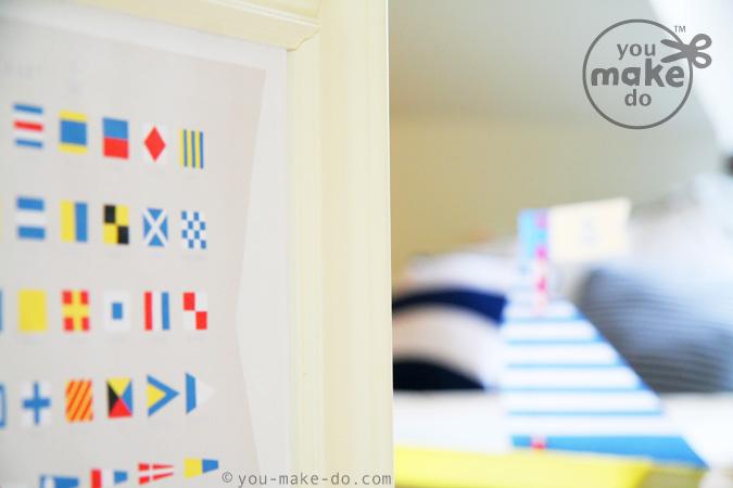 Sailor-flag-chart