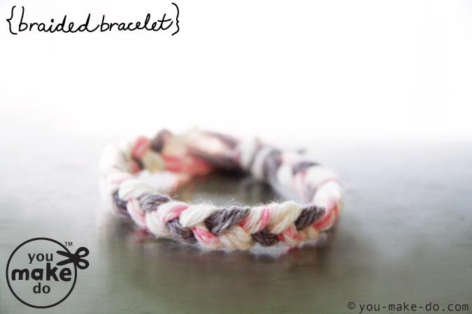 How-to-make-a-braided-bracelet