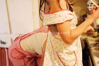 Vintage-aprons