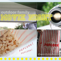 Outdoor-home-movie