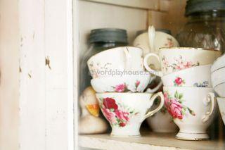 Vintage-teacups