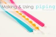 Make piping