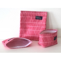 Cloth snack bags from better life bags