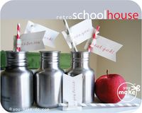 Schoolhouse-straw-toppers