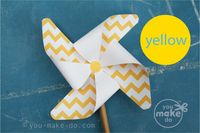 Yellow-chevron-pinwheel