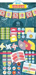 Circus-party-printable-kit