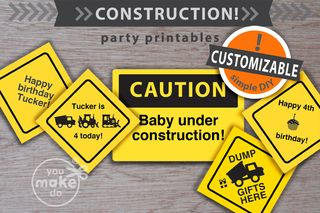 Construction-party-signs