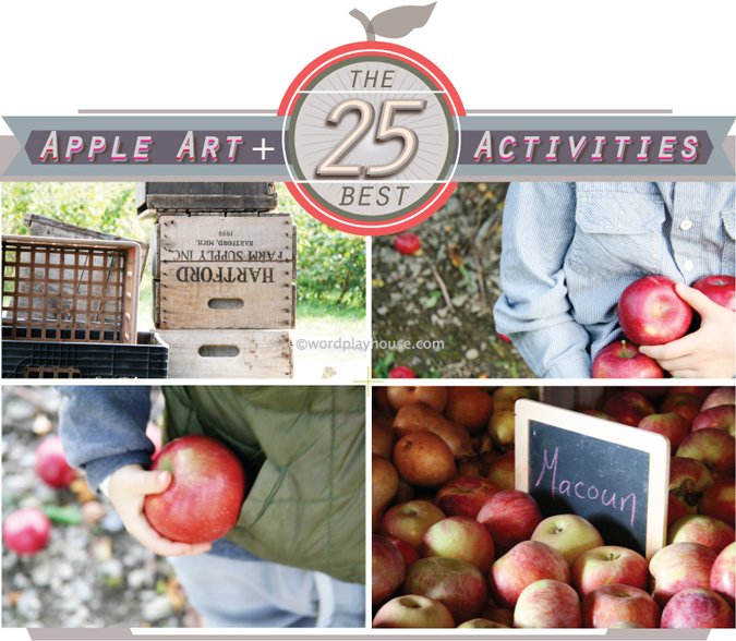 Apple-craft-activities