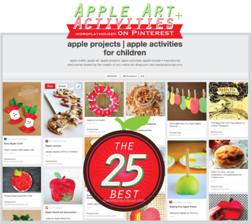 Kids-apple-crafts