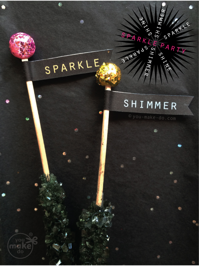 Sparkle-party-ideas