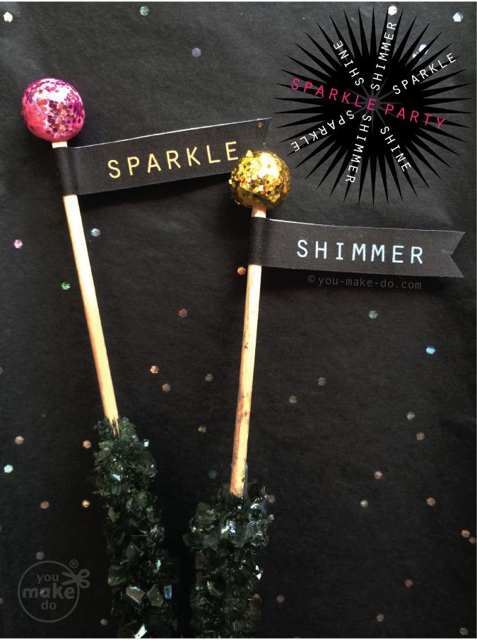 Sparkle-party-ideas