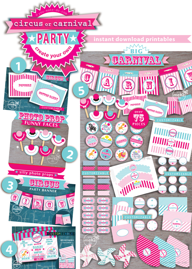 Carnival-party-ideas